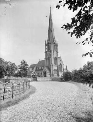 Sherbourne Church, Warwickshire