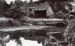 The Old Mill on the Avon