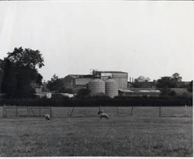 Storage silo | Mr Hemmings