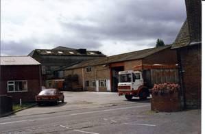 Grain Mill, Barford | Mr Hemmings