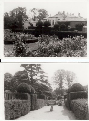 Garden at Barford House, Wellesbourne Road, 21C