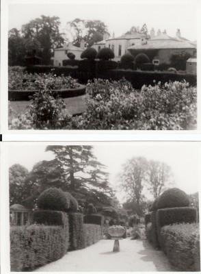 Garden at Barford House, Wellesbourne Road, 21C