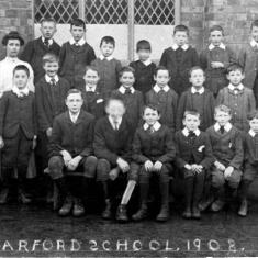 St Peter's School 1908