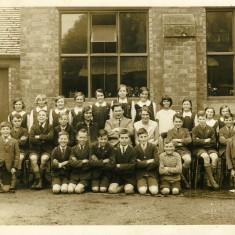 Barford School 1930's