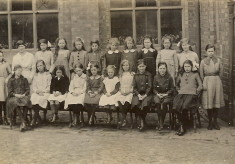 Barford School Class Photos