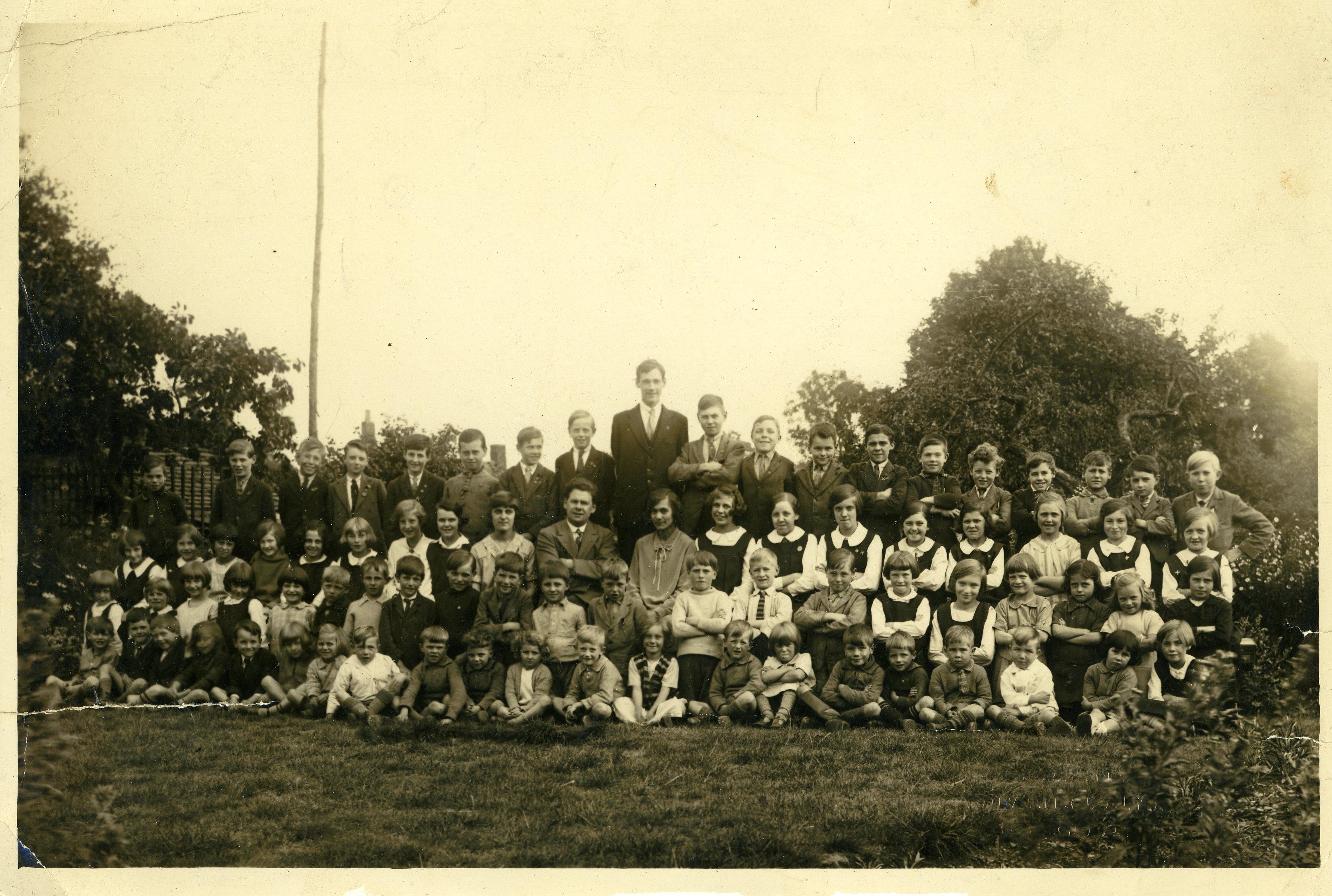 Barford School 1929