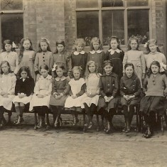 Barford School Class Photo 1919
