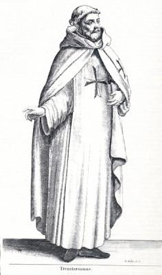 Trinitarian Friar