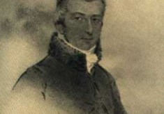 Reverend Lewis Way (1772 - 1840)