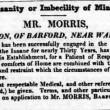 The Barford Asylum 1833 - 1850s