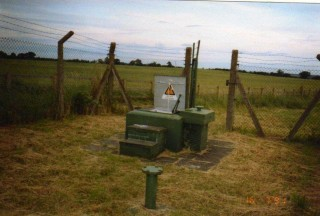 Observer Corps Post Wasperton Hill