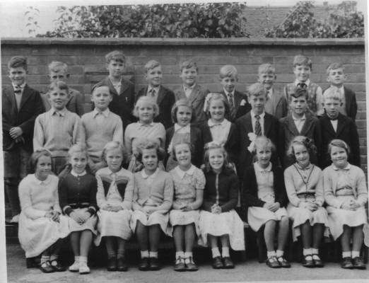 Clive Byerley School Reminisence