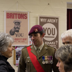 Barford Remembers Book Launch, November 2015