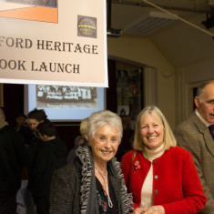 Barford Heritage Book Launch, November 2015