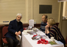 Barford Remembers 1914-18, 1939-1945...... Successful Book Launch