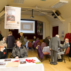 Barford Remembers Book Launch November 2015
