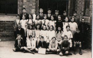 Barford School 1925