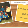 Barford Be Prepared - Book Launch