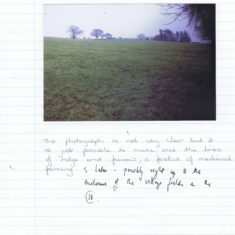 Ridge and Furrow, Barford | Helen Hurst