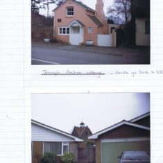 Examples of 17th Century Buildings Barford | Helen Hurst