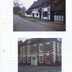 Examples of 17th Century Housing Barford | Helen Hurst