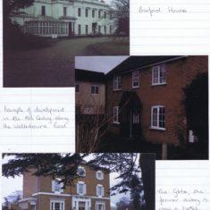 Examples of 19th Century Housing Barford | Helen Hurst