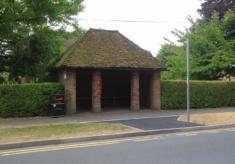 Barford Bus Shelter War Memorial