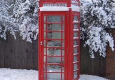 Telephone Box Displays