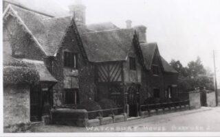 Watchbury House 1910